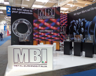 MBI @ MDA HANNOVER MESSE 2013 edition